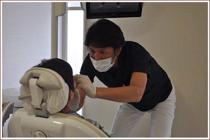 矯正の専門医歯科医師による歯列矯正